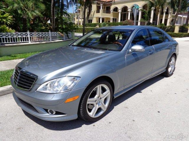 Used 2008 mercedes benz s class s550 in fort lauderdale fl for Mercedes benz ft lauderdale fl