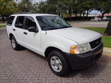 2003 Ford Explorer for sale in Fort Lauderdale, FL