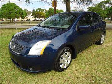 2007 Nissan Sentra for sale in Fort Lauderdale, FL