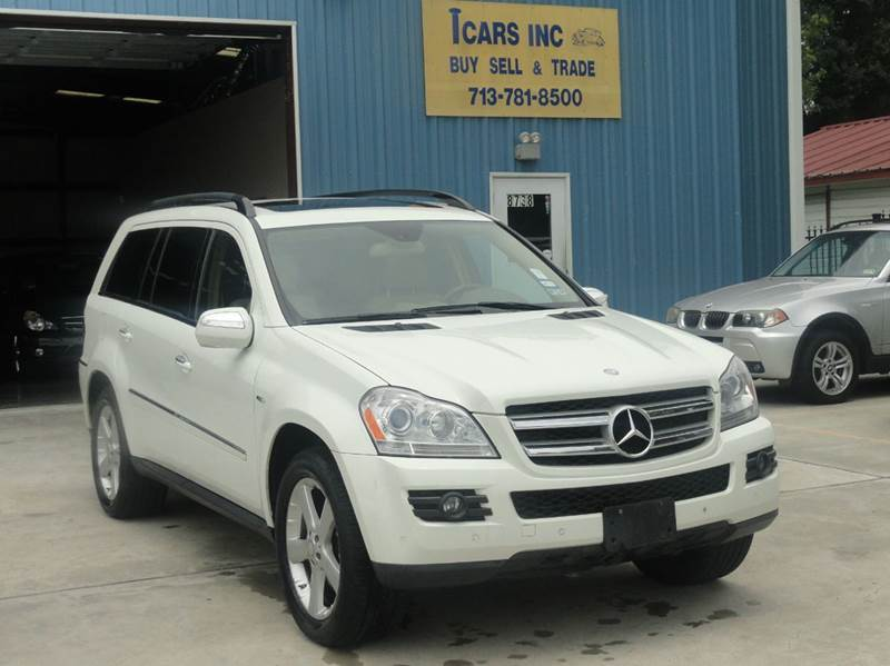 used mercedes benz gl class for sale cargurus