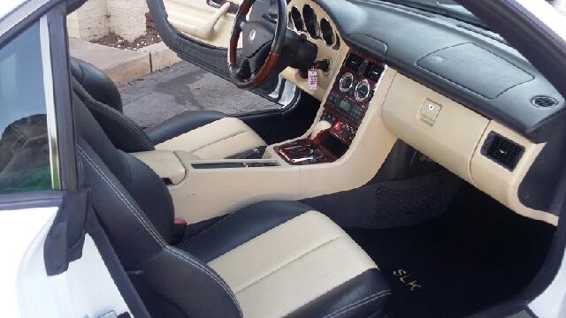 2001 Mercedes-Benz SLK SLK320 2dr Convertible - Hickory NC