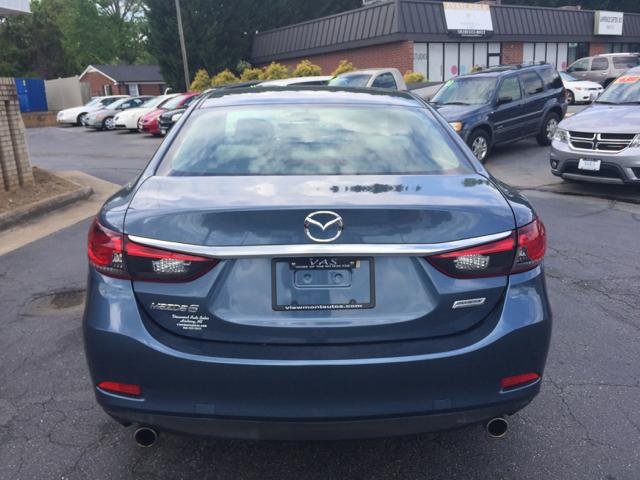 2014 Mazda MAZDA6 i Sport 4dr Sedan 6A - Hickory NC