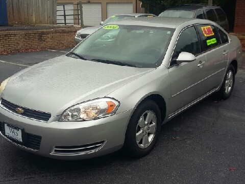 2006 Chevrolet Impala for sale in Hickory, NC