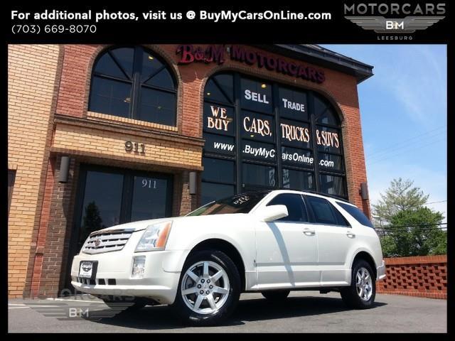 2007 Cadillac SRX for sale in LEESBURG VA