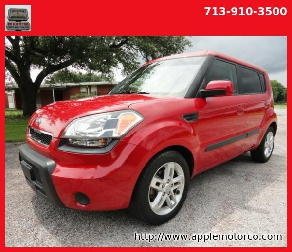 2010 Kia Soul Sport 4dr Wagon 4a In Houston Tx Apple Motor Co