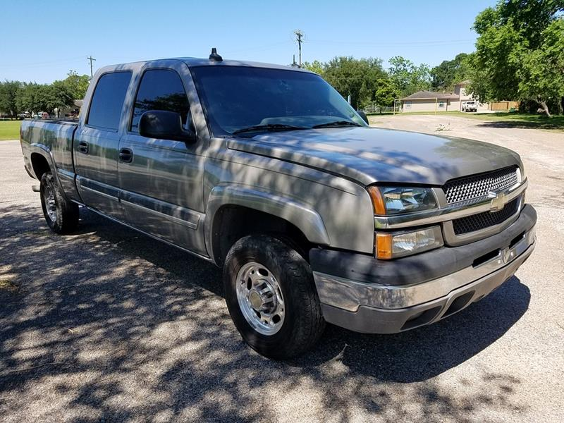 Silverado 2003 chevrolet silverado : 2003 Chevrolet Silverado 1500Hd HD LS Crew Cab 2WD In HOUSTON TX ...
