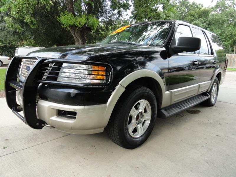 2003 ford expedition eddie bauer 4wd 4dr suv in houston tx. Black Bedroom Furniture Sets. Home Design Ideas