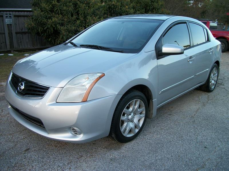 2012 Nissan Sentra For Sale In Texas Carsforsale Com