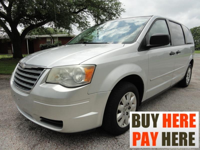2008 chrysler town and country lx 4dr mini van in houston tx apple motor co. Black Bedroom Furniture Sets. Home Design Ideas