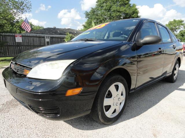 2005 ford focus zx4 se 4dr sedan in houston bacliff. Black Bedroom Furniture Sets. Home Design Ideas