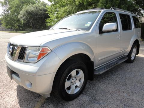 2005 Nissan Pathfinder For Sale In Houston, TX