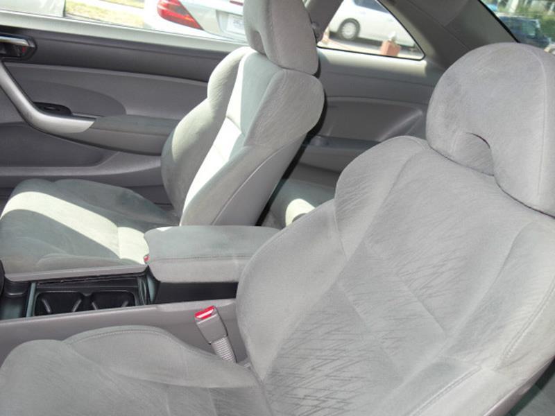 2007 Honda Civic EX 2dr Coupe (1.8L I4 5A) - Austin TX