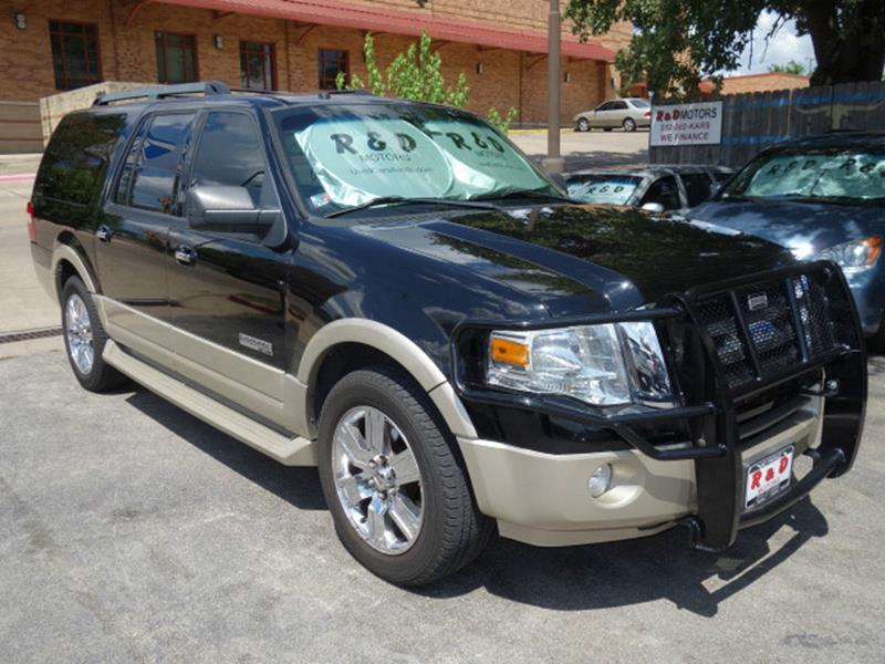 2007 Ford Expedition EL 4x2 Eddie Bauer 4dr SUV - Austin TX