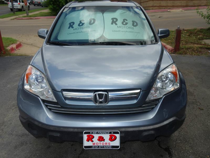 2008 Honda CR-V EX-L 4dr SUV - Austin TX
