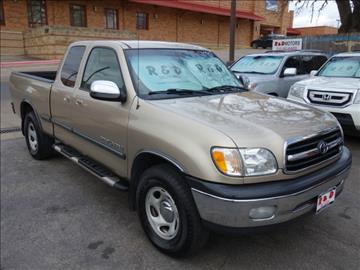 2002 Toyota Tundra for sale in Austin, TX