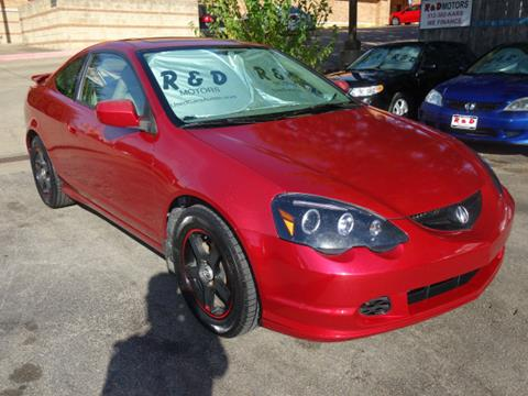 2002 Acura RSX for sale in Austin, TX