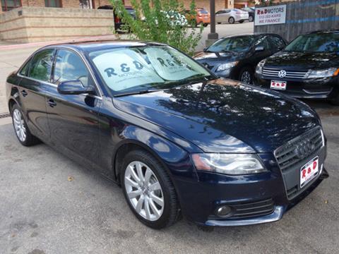 2011 Audi A4 for sale in Austin, TX