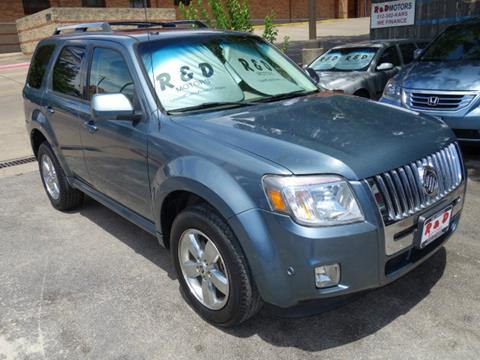 2011 Mercury Mariner for sale in Austin, TX