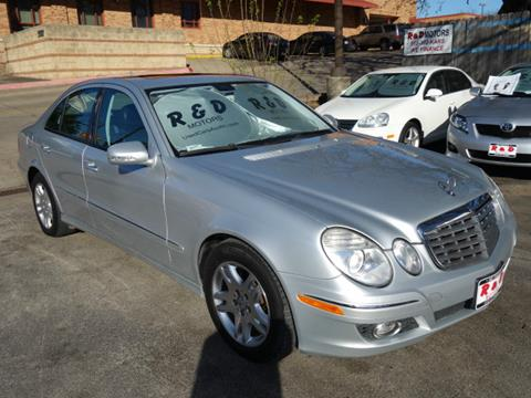 Used 2007 mercedes benz e class for sale in texas for European motors fort worth