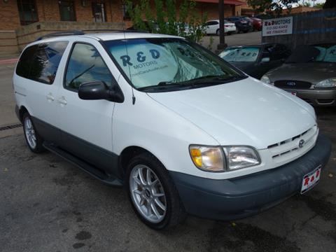 1999 Toyota Sienna for sale in Austin, TX