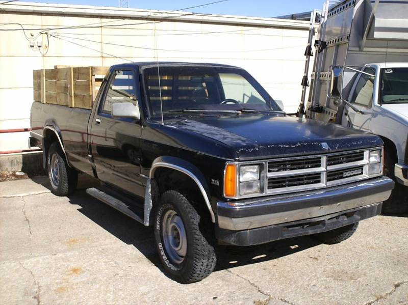 1989 Dodge Dakota Base 2dr 4WD Standard Cab LB - Webster City IA