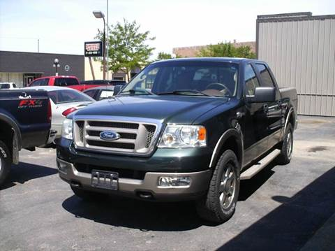 2005 Ford F-150 for sale in Webster City, IA