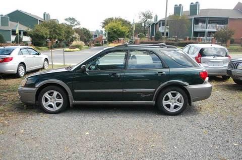 2004 Subaru Impreza