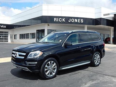 2015 Mercedes-Benz GL-Class for sale in El Reno, OK
