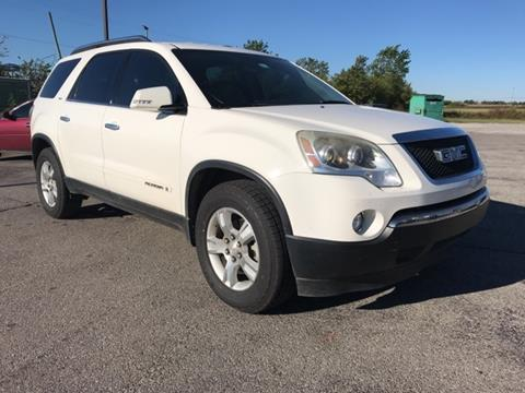 2007 GMC Acadia for sale in El Reno, OK