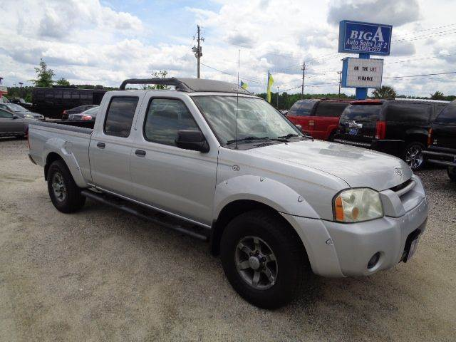 2003 Nissan Frontier 4dr Crew Cab XE V6 Rwd LB   Florence SC