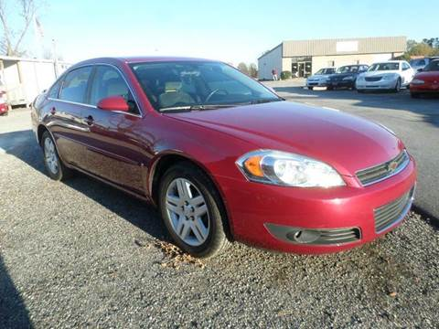 2006 Chevrolet Impala for sale in Florence, SC