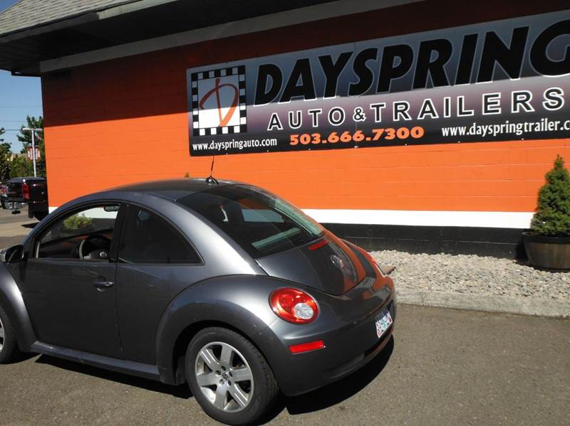 2006 Volkswagen New Beetle TDI 2dr Coupe w/Manual - Gresham OR