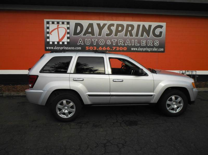 2008 Jeep Grand Cherokee 4x4 Laredo 4dr SUV - Gresham OR