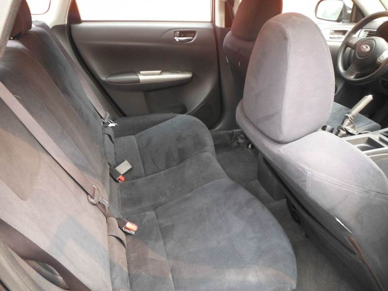 2008 Subaru Impreza AWD 2.5i 4dr Sedan w/Satellite Radio w/Navi w/VDC 5M - Gresham OR