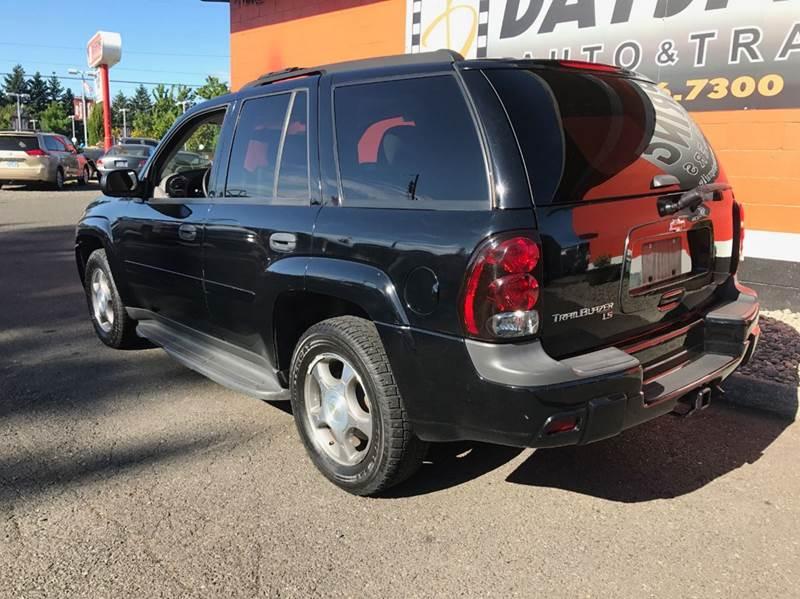2008 Chevrolet TrailBlazer 4x4 LS Fleet1 4dr SUV - Gresham OR