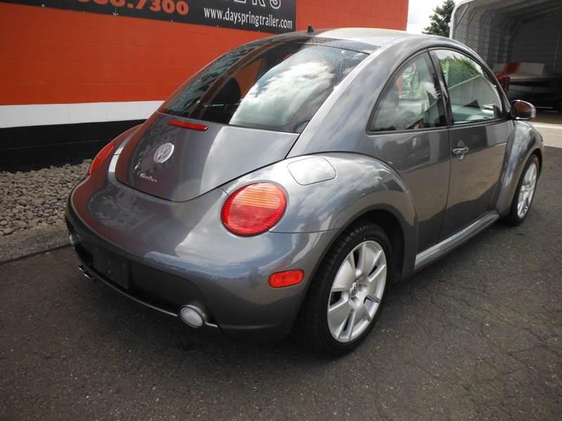 2004 Volkswagen New Beetle Turbo S 2dr Hatchback - Gresham OR