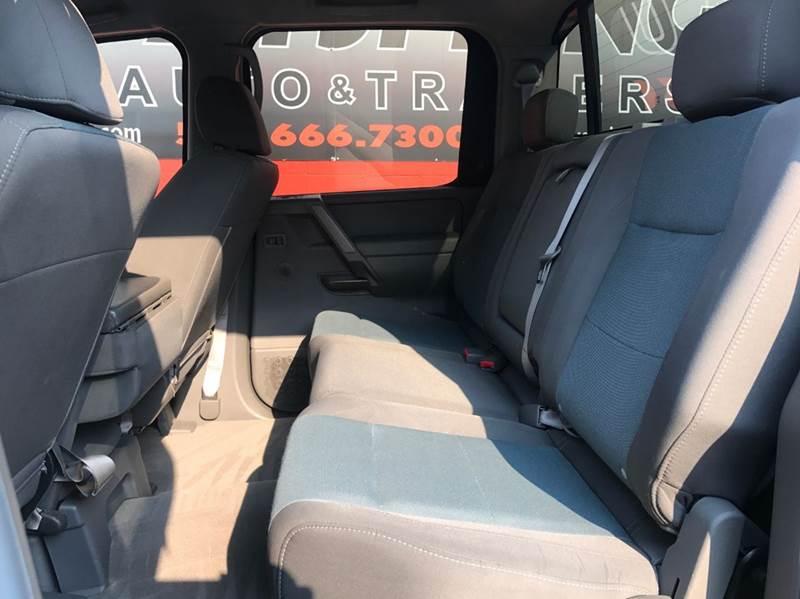 2006 Nissan Titan XE 4dr Crew Cab 4WD SB - Gresham OR