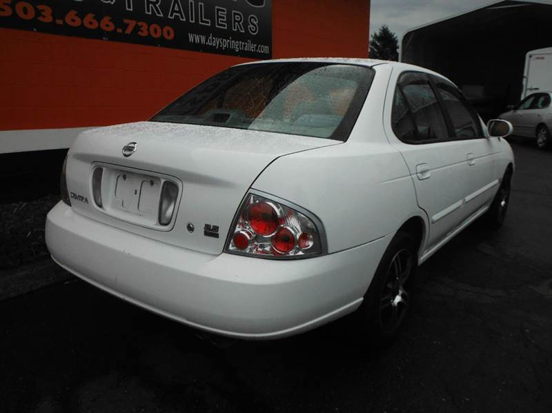 2003 Nissan Sentra 2.5 Limited Edition 4dr Sedan - Gresham OR