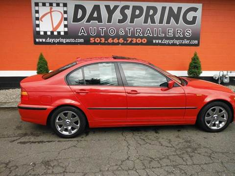 2005 BMW 3 Series for sale in Gresham, OR