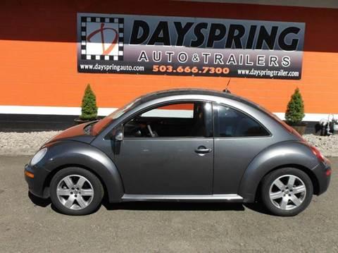 2006 Volkswagen New Beetle for sale in Gresham OR