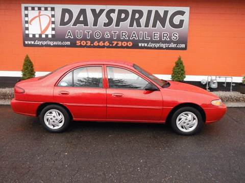 2001 Ford Escort for sale in Gresham OR