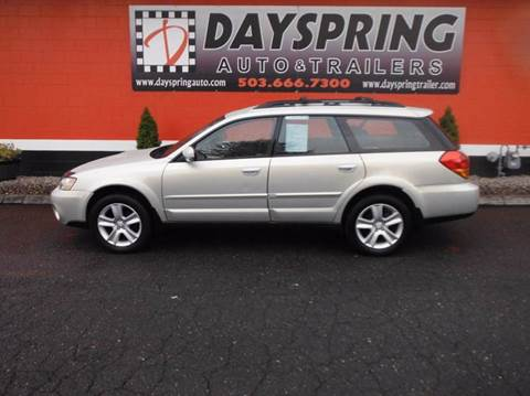 2005 Subaru Outback for sale in Gresham, OR