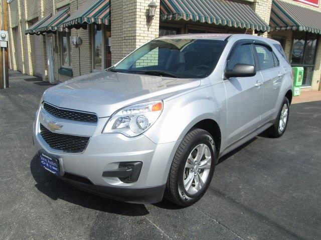 2010 Chevrolet Equinox LS 4dr SUV - Lakeview OH