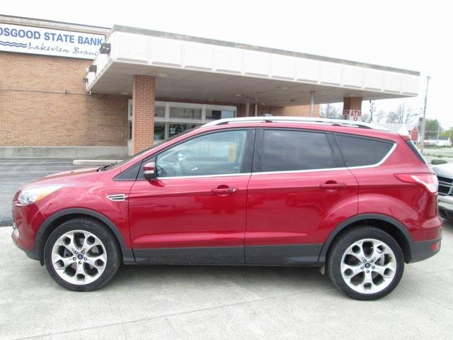 2013 Ford Escape AWD Titanium 4dr SUV - Lakeview OH