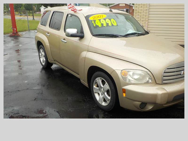 2007 Chevrolet HHR LT 4dr Wagon - Lakeview OH