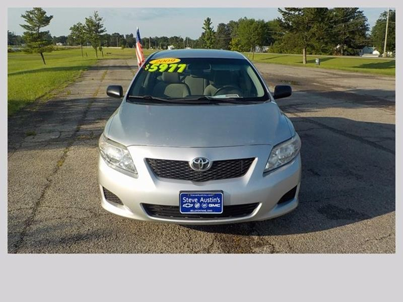 2009 Toyota Corolla  - Lakeview OH