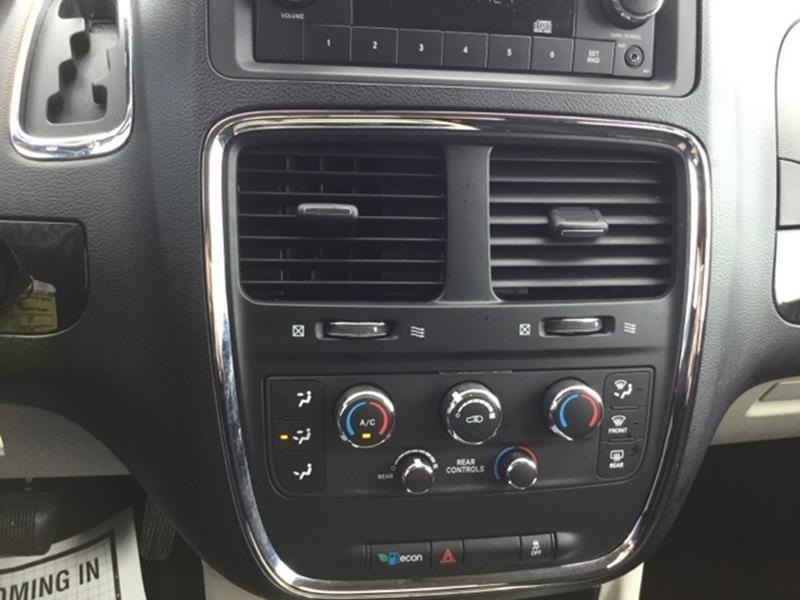 2014 Dodge Grand Caravan SXT 4dr Mini-Van - Lakeview OH