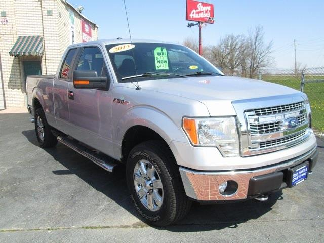 2013 Ford F-150  - Lakeview OH
