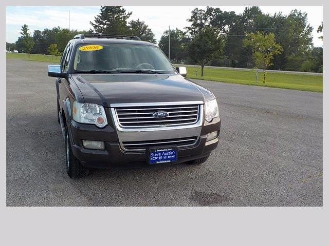 2006 Ford Explorer Limited 4dr SUV 4WD w/V8 - Lakeview OH