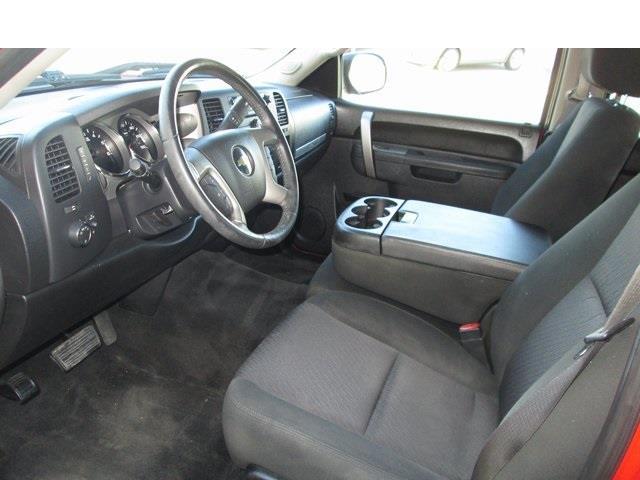 2011 Chevrolet Silverado 1500 4x4 LT 4dr Crew Cab 5.8 ft. SB - Lakeview OH
